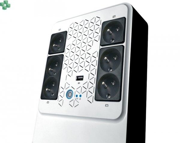 UPS LEGRAND KEOR MULTIPLUG 800VA GN. FR AVR