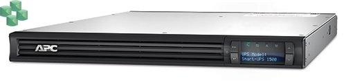 SMT1500RMI1U APC Smart-UPS 1500VA/1000W LCD RM 1U 230V Line Interactive