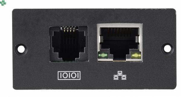 APV9601  Karta zarządzająca SNMP do zasilaczy Easy UPS Online SRV