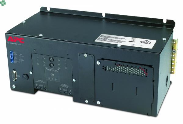 SUA500PDRI-S Zasilacz UPS APC 500 VA/325 W, do montażu na rozdzielnicach z szyną DIN, z akumulatorem standardowym, 230 V