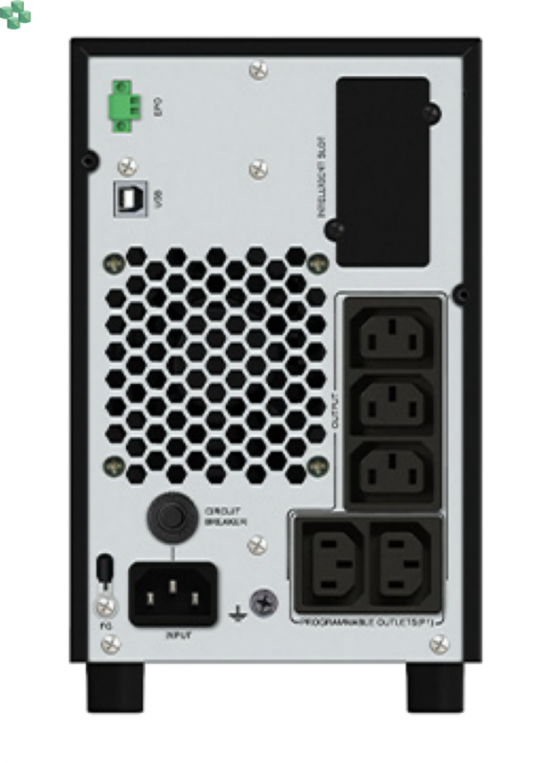 EDGE-1000IMT Zasilacz UPS VERTIV EDGE 1000VA/900W, Tower, Line-Interactive, LCD, PF=0,9
