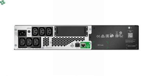 SMTL1000RMI2UC APC Smart-UPS Li-Ion 1000VA/800W, płytka zabudowa, Line-Interactive, 230V, SmartConnect