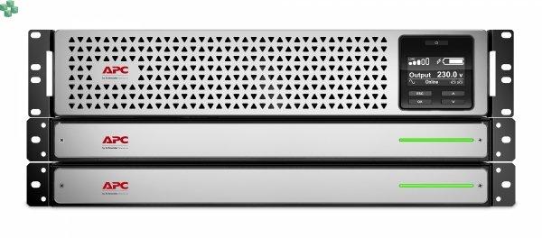 SRTL1500RMXLI-NC Zasilacz APC Smart-UPS SRT Li-Ion 1500VA RM 230V Network Card
