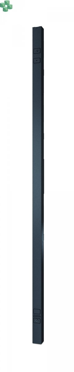 AP8459EU3 Listwa zasilająca PDU do montażu w szafie 2G, monitorowana z dokładnością do jednego gniazda, Zero U, 16 A, 230 V, (21) C13 i (3) C19