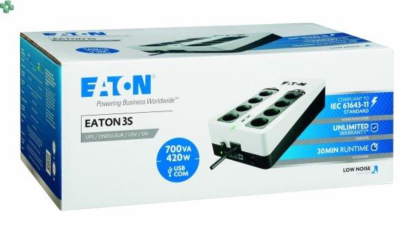 3S700F UPS Eaton 3S 700VA/420W (FR)