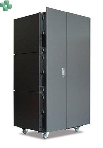 AR4038IA Wyciszona meblowa szafa serwerowa - NetShelter CX 38U