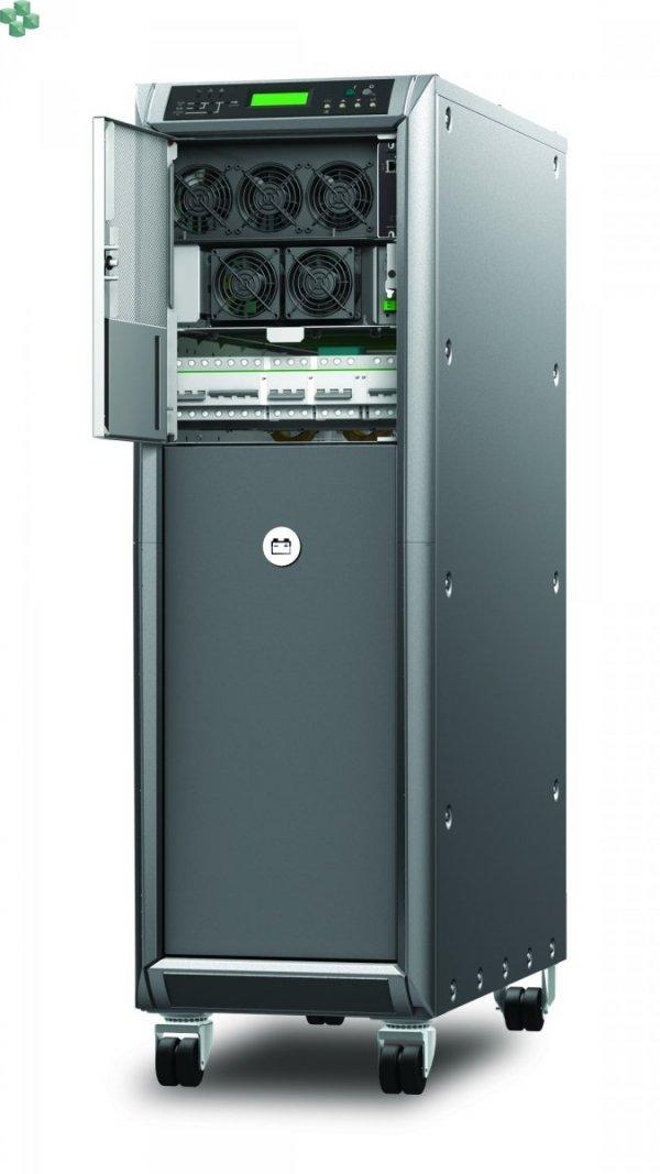 Zasilacz UPS APC Galaxy 300 10/15/20/30kVA, 3F/1F lub 3F/3F, usługa rozruchu 5x8 w cenie