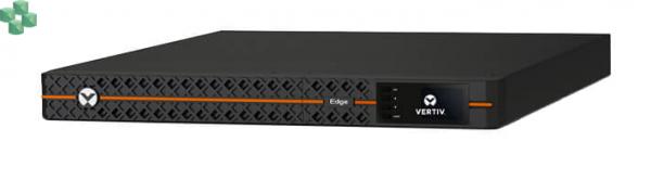 EDGE-500IRM1U Zasilacz UPS VERTIV EDGE 500VA/450W, Rack/Tower 1U, Line-Interactive, LCD, PF=0,9