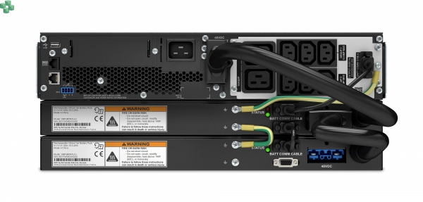 SRTL3000RMXLI Zasilacz APC Smart-UPS SRT Li-Ion 3000VA RM 230V