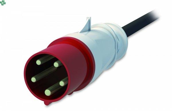 AP8886 Monitorowana listwa zasilająca PDU 2G do montażu w szafie, zero U, 22,0 kW (32 A) 17,3 kW (24 A), 230 V, (30) C13 i (12) C19, 3f//1F