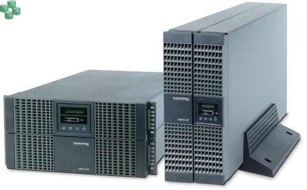 NRT2-7000K Zasilacz UPS NETYS RT 7000VA/5400W 230V 50/60Hz On-Line, podwójna konwersja (VFI), możliwość pracy równoległej 1+1.