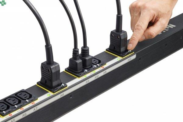 EMAB05 Listwa PDU Eaton ePDU MA 0U (309 32A 1P) 20xC13: 4xC19 - zarządzalna