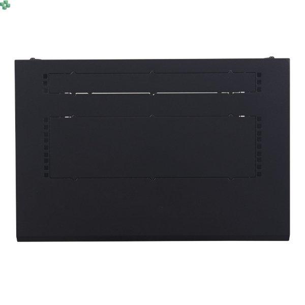 AR112 Szafa rack NetShelter WX 12U do montażu na ścianie (600mm głębokości).