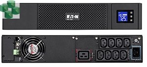 5SC2200IRT Eaton 5SC 2200 VA Do szaf rackowych 2U (2200VA/ 1980W) - Line Interactive
