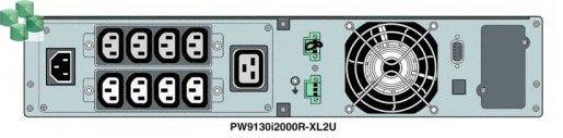 103006457-6591 UPS Eaton 9130i 2000VA Rack 2U