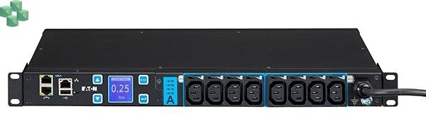 EMAH28 Listwa PDU Eaton ePDU MA 1U (C20 16A 1P) 8XC13 - zarządzalna
