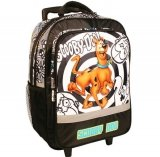 Plecak trolley z rączką Scooby-Doo