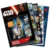 Zestaw nalepek Star Wars 200+