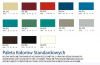 Szafa Ubraniowa Sul 41 Dwudrzwiowa Szerokość Modułu 40cm - Różne Rodzaje i Kolory
