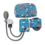 Ciśnieniomierz Pediatryczny Manometryczny z Trzema Mankietami