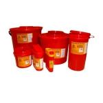 Pojemniki na Odpady Medyczne - Różne Pojemności