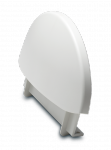 Seca 419 - Ogranicznik Głowy i Stóp do Wagi Niemowlęcej Seca 336