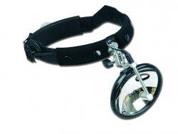 Lampa Laryngologiczna Czołowa Gima z Lustrem 55mm lub 100mm - Różne Rodzaje