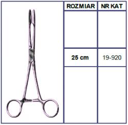Kleszczyki Maier 25cm