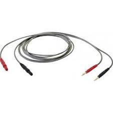 Przewody do Elektrod do BTL-4000 Smart/Premium Ciemnoszare - 1 Para