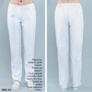 Spodnie Damskie 5001 - Różne Rodzaje
