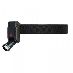 Bezprzewodowa Lampa Typu CLAR Zasilanie USB na Opasce