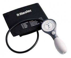 Ciśnieniomierz Manometryczny Zintegrowany z Wbudowanym Stetoskopem Riester Ri-San+ - Różne Rodzaje i Kolory