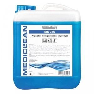 Preparat do Mycia Powierzchni Zmywalnych MC-210 - Różne Pojemności i Zapachy 1l, 5l