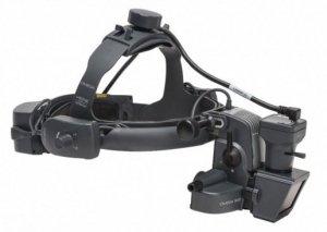 Oftalmoskop Pośredni Heine Omega 500 z Kamerą Cyfrową DV1 - Różne Rodzaje