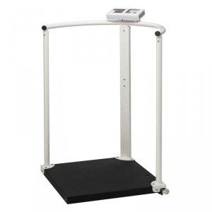 Elektroniczna Waga Platformowa z Poręczą CHARDER MS 2504 Klasa III Z Funkcją BMI