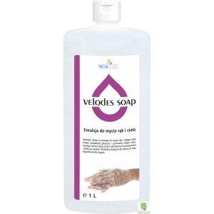 Velodes Soap Emulsja Myjąca - Różne Pojemności 0,5l, 1l, 5l