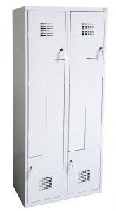 Szafa Ubraniowa Sul 32 Czterodrzwiowa Szerokość Modułu 30cm - Różne Rodzaje i Kolory