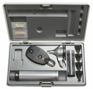 Zestaw Diagnostyczny Otoskop i Oftalmoskop Heine A-132 - Różne Rodzaje