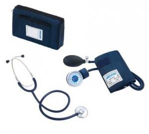 Precyzyjny Ciśnieniomierz Zegarowy NOVAMA PROseries CLASSIC ze Stetoskopem
