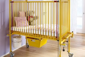 Łóżeczko Dziecięce Junior