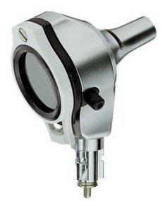 Otoskop Światłowodowy Heine BETA 200 Vet, Główka Optyczna - Różne Rodzaje