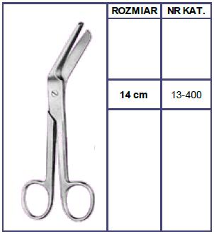 Nożyczki Braun-Stadler-Nożyczki do Cięcia Krocza