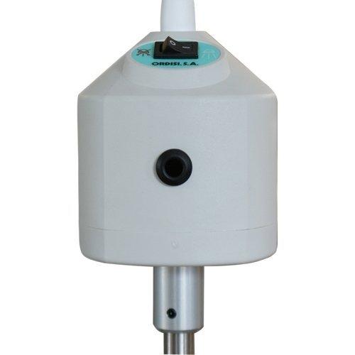 Lampa Badawczo-Zabiegowa FLH-2 LED Bezcieniowa, z Gęsią Szyją, Przejezdna - Bezdotykowo Włączana