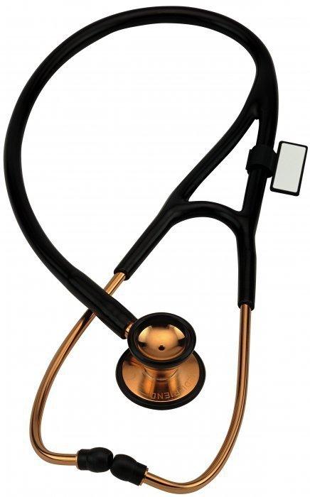 Stetoskop MDF 797K 22K Gold Classic Cardiology z Podwójna Tradycyjną Głowicą