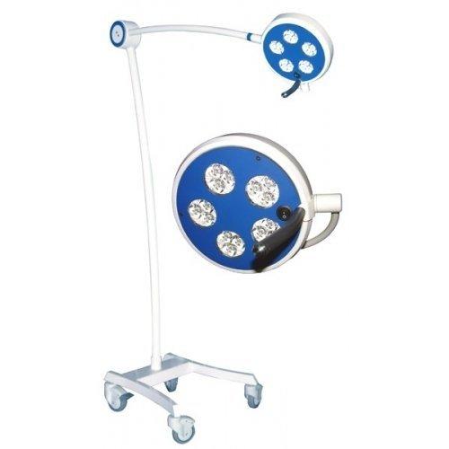 Lampa Zabiegowo-Diagnostyczna L21-25R LED Bezcieniowa, Przejezdna