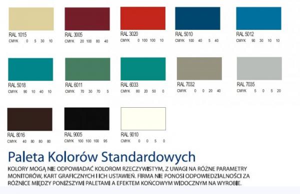 Szafa Ubraniowa Sul 42 Czterodrzwiowa Szerokość Modułu 40cm - Różne Rodzaje i Kolory