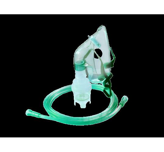 Maska z Nebulizatorem - Dla Dorosłych i Pediatryczna