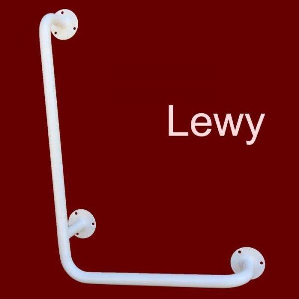 Uchwyty Kątowe Prawe/Lewe fi 25mm - Różne Rodzaje