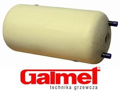 WYMIENNIK WODY BOJLER 100 L. 2 x wężownica GALMET