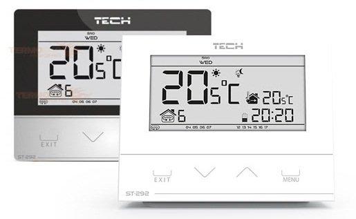 Termostat Pokojowy Sterownik TECH ST-292 v3 Regulator